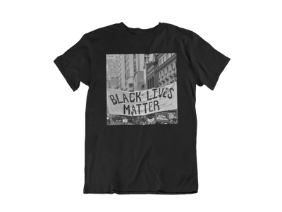 Black Lives Matters (Photo V1) T-Shirt - Empyre9 LLC