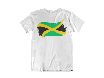 Jamaican Flag T-Shirt - Empyre9 LLC