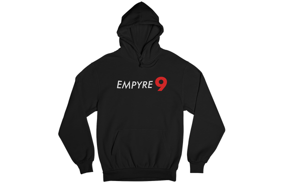 Empyre9 Classic Hoodie - Black