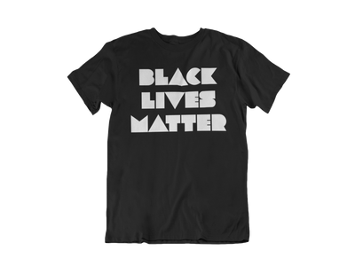 Black Lives Matters (Text) T-Shirt - Empyre9 LLC