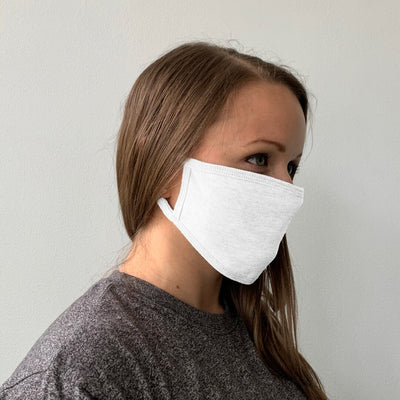 Custom 3 Ply Cotton Mask ( Includes Filter Pocket ) - Customized - Empyre9 LLC