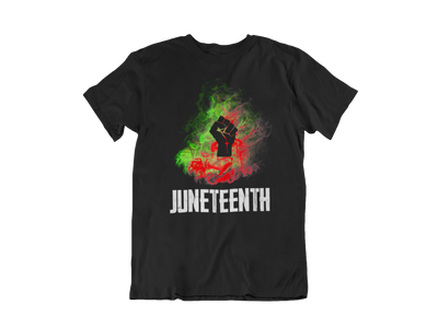 Black Juneteenth Shirt - Empyre9 LLC