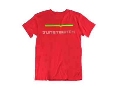 Red Juneteenth T-Shirt - Empyre9 LLC