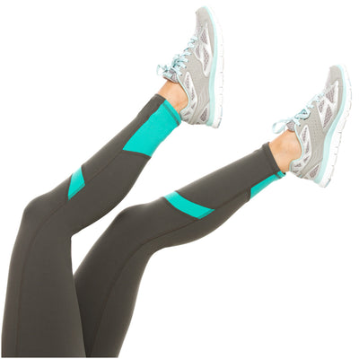 Activewear Power Womens Mid Rise Workout Leggings