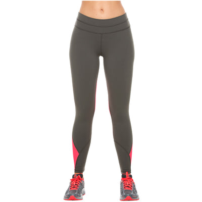 Activewear Womens Mid Rise Workout Slimming Sports Leggings