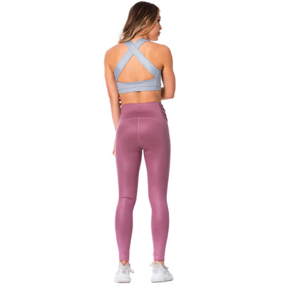 FLEXMEE Sportwear/Leggings 946138 2020-1 Spring Summer Collection Color Rose
