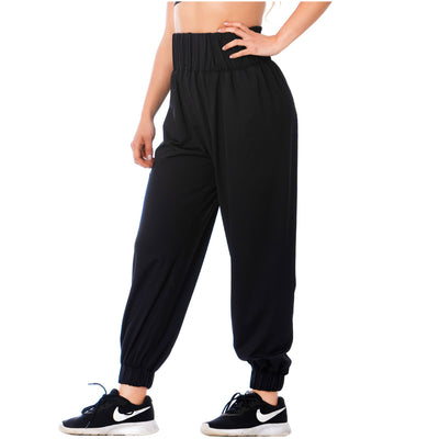 High-Waisted Sports Joggers for Women