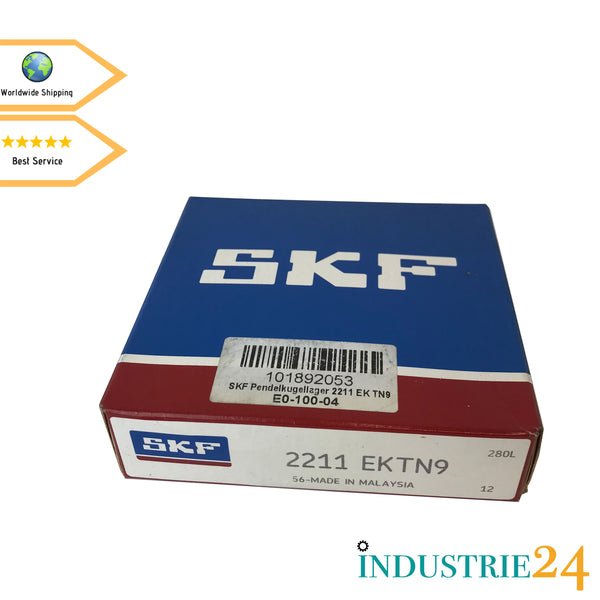 SKF 2211 EKTN9 Kugellager *Neu/New & Originalverpackt*
