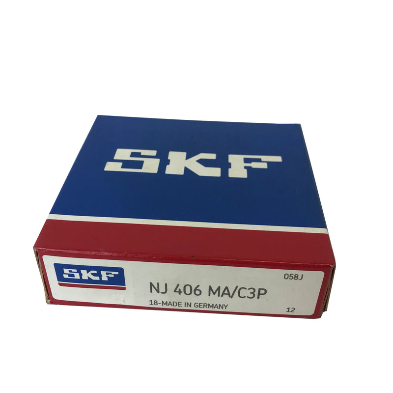 SKF NJ 406 MA/C3P Kugellager *Neu/New & Originalverpackt*