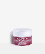 Brew exfoliator with crystals Cleansers Morganna's Alchemy