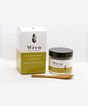 Facial Cleansing Grains - Combination/Oily Skin Cleansers Wren Natural