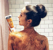 Total ReJAVAnation Coffee Body Scrub Exfoliator CocoRoo