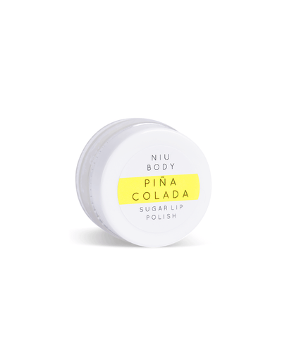 Piña Colada Sugar Lip Polish Lip Care NIU Body