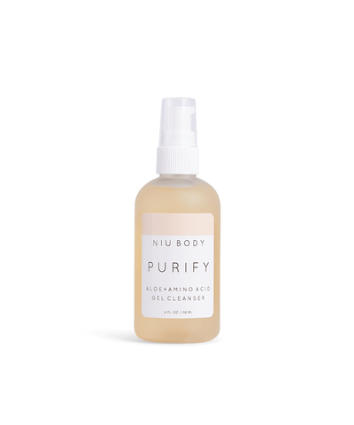 Purify Gel Cleanser Cleansers NIU Body
