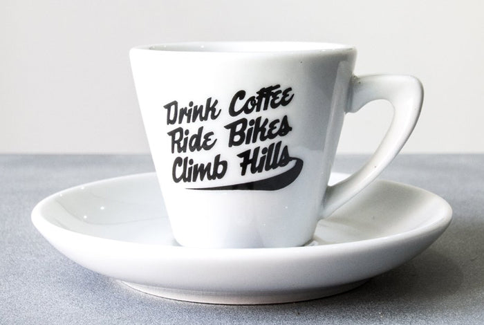Drink Coffee, Ride Bikes & Climb Hills