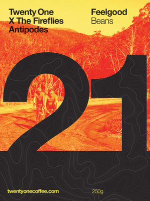 Twenty One x The Fireflies Antipodes - Feelgood Beans