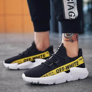 Shoes - Men's High Quality Big Size Fashion Sneakers