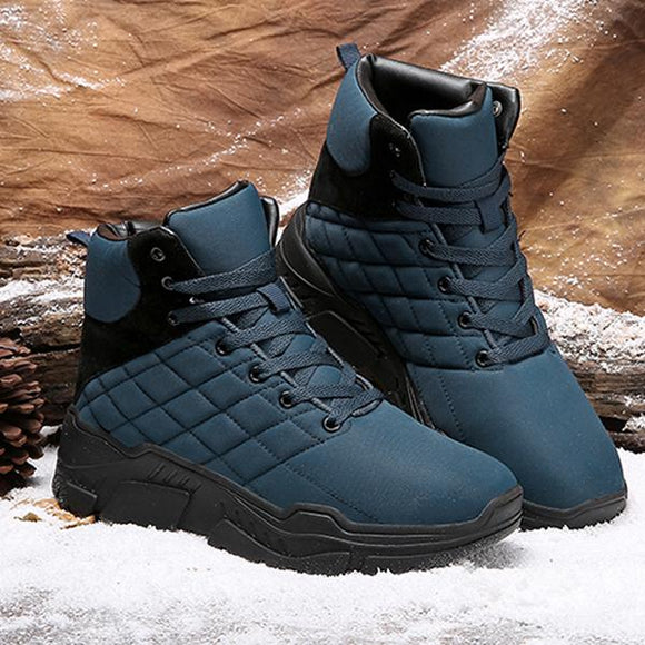 Shoes - 2018 Men's New Stylish Warm Snow Boots(Buy 2 Got 5% off, 3 Got 10% off Now)