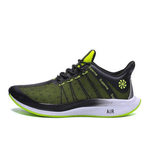 Men's Shoes - Fashion Men's Breathable Air Mesh Lightweight Sneakers