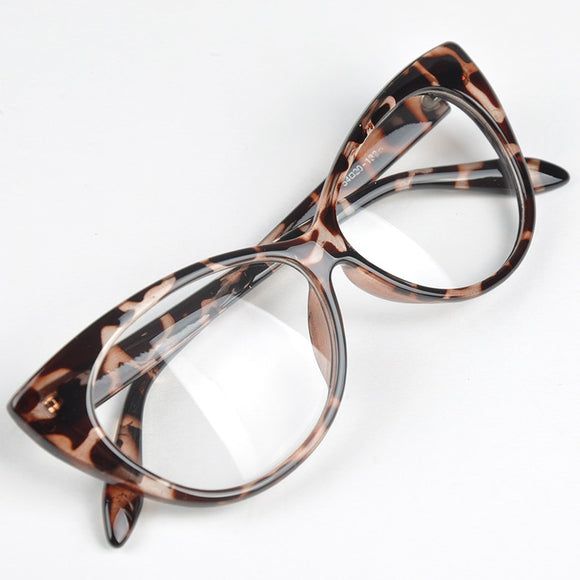 Cat Eye Optical Frames Computer Glasses
