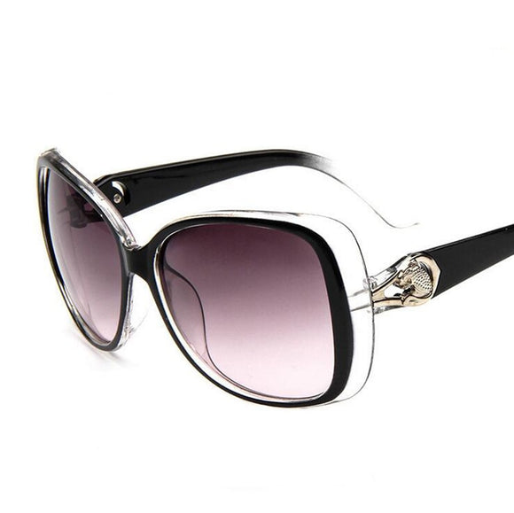 New Fashion Cheetah Female Polarized Sunglasses