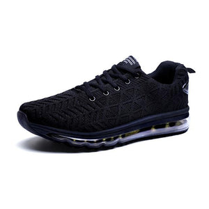Men's Breathable Mesh Athletic Air Cushion Sports Shoes