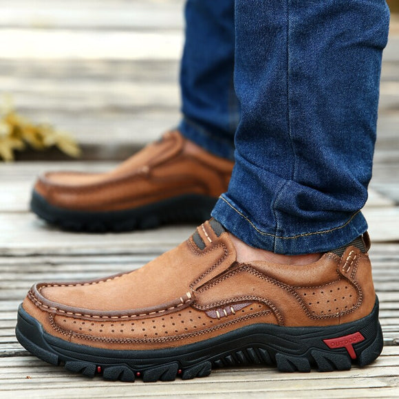 Hot Sale Genuine Leather Boat Shoes