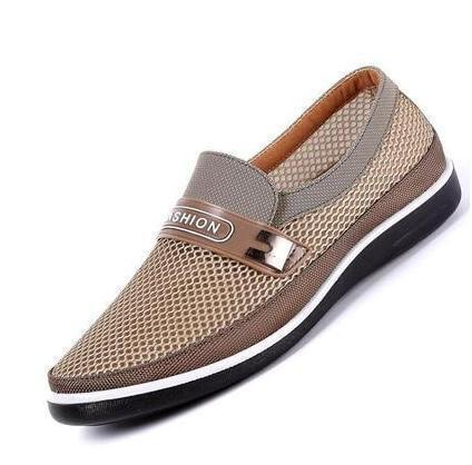 hollow out comfortable casual moccasins  vipupon