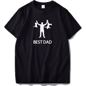 Funny Design Best Dad T-shirt