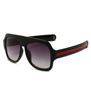 Trendy Oversized Retro Sunglasses