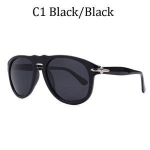 Brand Design New Fashion Classic Retro Square Sunglasses
