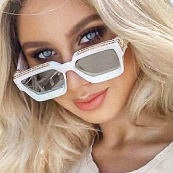 Square Luxury Cool Sunglasses