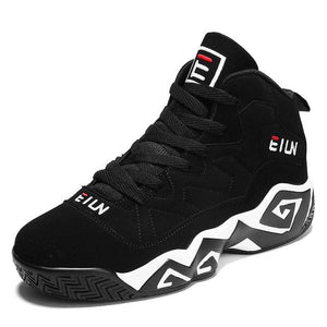 Shoes - Men Winter High Top Sneakers