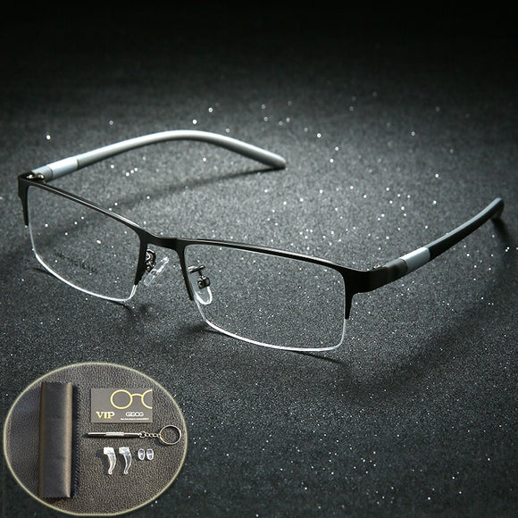 Lightweight Titanium Glasses Frame