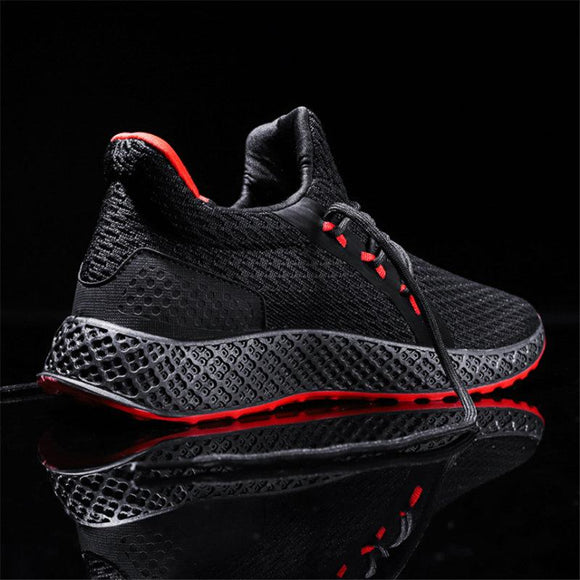 Men's Shoes - Fashion Men Lightweight Mesh Sneakers