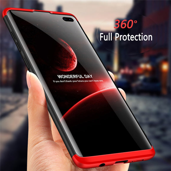 Hybrid Shockproof Cover for Samsung Galaxy S10Plus