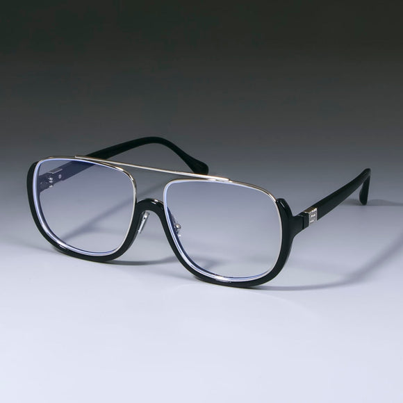Half Frame Square Optical Fashion Computer Glasses