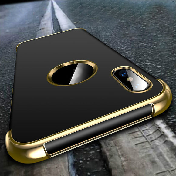 360 Degree Airbag DropProof Soft Case for iPhoneX XS Max XR 7 8 Plus 6 6s