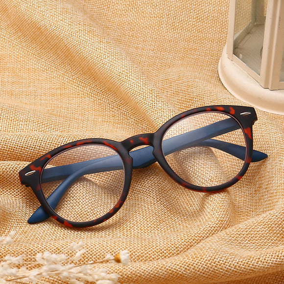 Fashion Colors Unbreakable Ultralight Anti Fatigue Reading Glasses