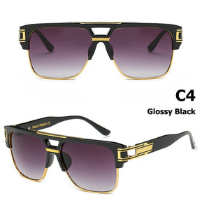 Retro Hip Hop Style Sunglasses