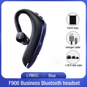Vipupon Nosice Cancelling HD MIC Handsfree Bluetooth Earphones