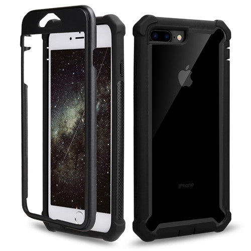Luxury Heavy Duty Protection Doom armor PC+Soft TPU Case For iPhone