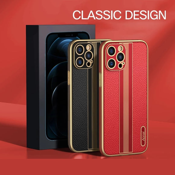 Luxury New Brand Designed Leather Case For iPhone(Extra Buy 2 Get 5% OFF, 3 Get 10% OFF)