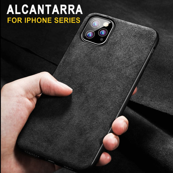 Luxury Leather Phone Case for iPhone 11 Pro Max Xs XR 6s Plus 7 7Plus 8 8Plus