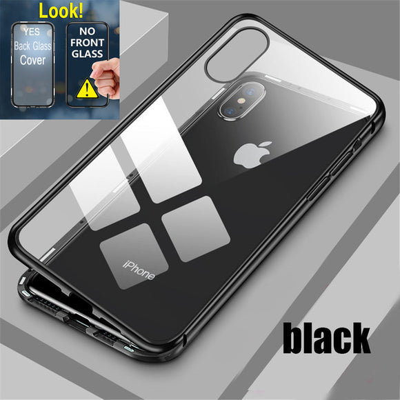 Magnetic Attraction Case For iPhone 11 X Xr Xs Max