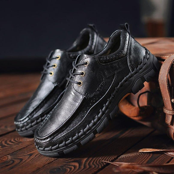 Shoes - High Quality Men's Casual Leather Shoes