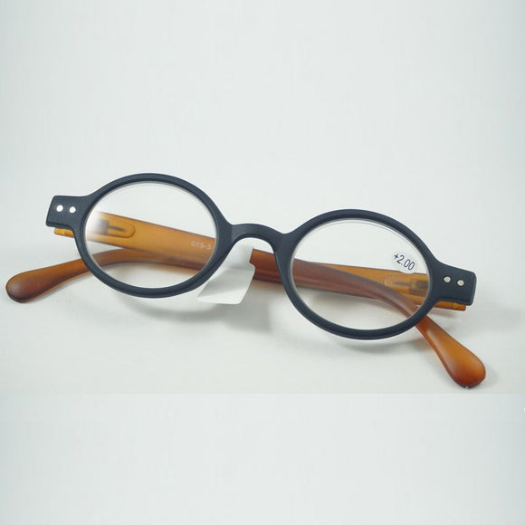 High Quality Retro Round Ultralight Reading Glasses
