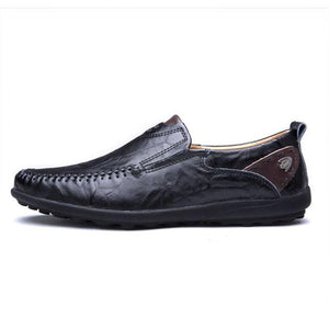 Men's Shoes - Fashion Leather Classy Loafers