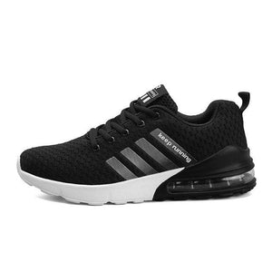 Men's Shoes - Men's Breathable High Quality Comfortable Non-slip Soft Mesh Sneakers