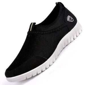 Men's Plus Size Non-slip Soft Bottom Casual Cotton Shoes